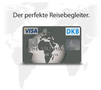 DKB Visa Card Reise