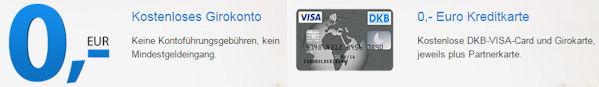 DKB Konto und Karte für die Schweiz