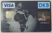 DKB Visa Credit Card