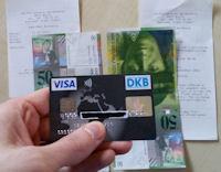 DKB Visa Card und CHF (Schweizer Franken)