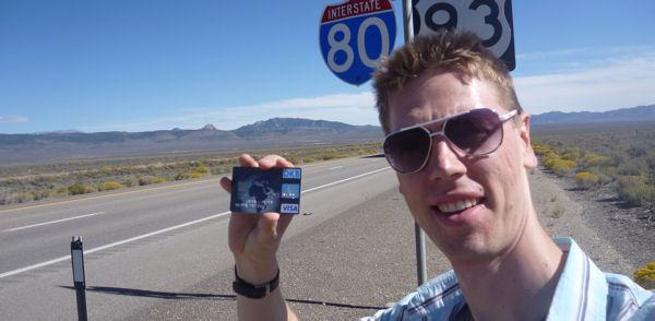 DKB Visa Card in den USA