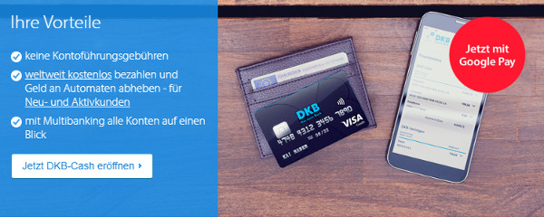 DKB: Hausbank im Internet