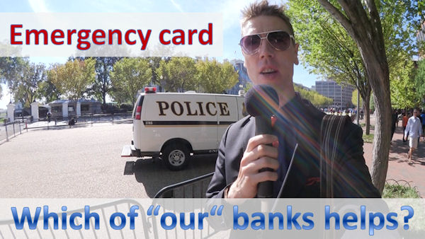 Emergency Card (Credit Card)