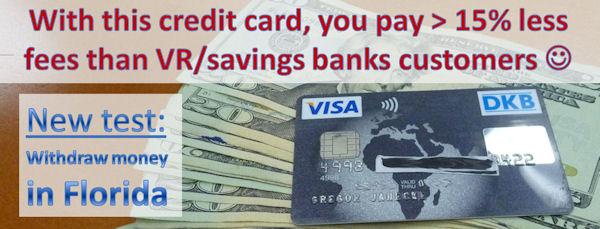 cash withdrawel in Florida