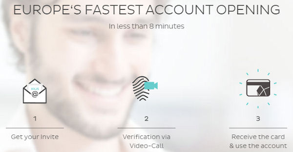 number26 - europe's fastest account opening