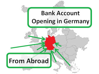 Bank Account Opening in Germany
