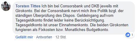 Consorsbank erfahrung depot
