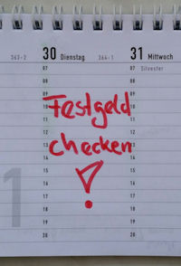 Festgeld checken