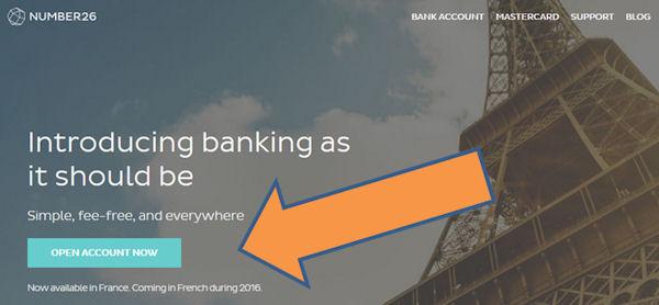 Number26 Ouvrir Un Compte Bancaire En Ligne Instructions Faq