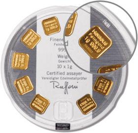 Gold Multidisk