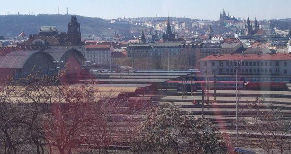 Hauptbahnhof Prag