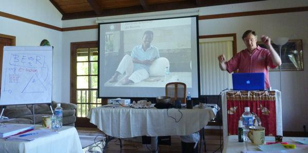 Hawaii, Seminar von Dirk-Michael Lambert