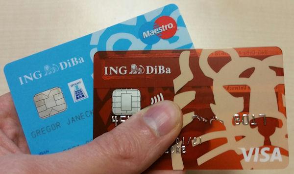 ING-DiBa Cards