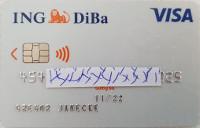 ING DiBa Visa Card