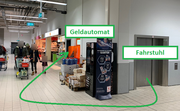 ING Automat Potsdam