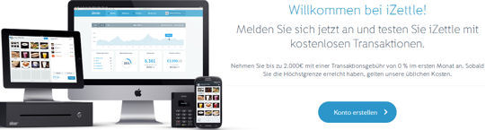 iZettle registro
