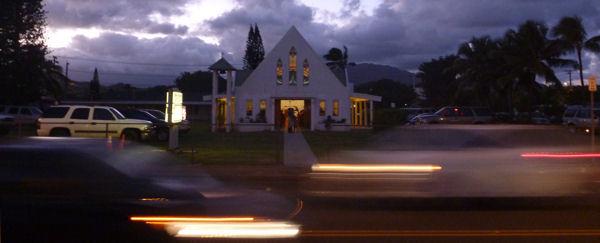 Church in Kauai