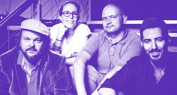 Kontist-Gründerteam