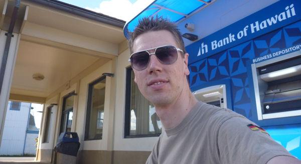 Kontoeröffnung auf Hawaii