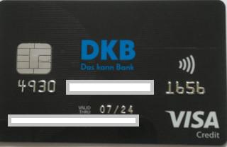 Kreditkarte für Haushaltshilfe
