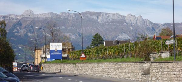 Das Kartenkonto von Travel Cash ist in Liechtenstein