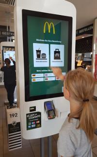 McDonalds Bestellsystem