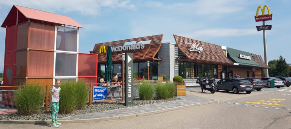 McDonalds Ungerhausen