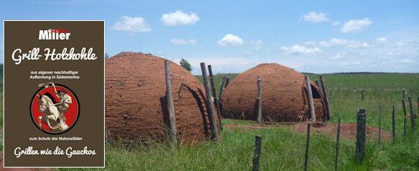 Miller Grillkohle, Paraguay