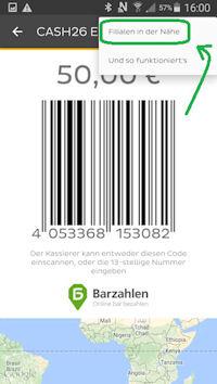 N26 Barcode