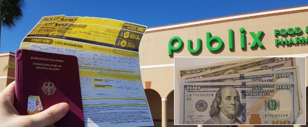 DKB Notfallbargeld über Western Union und Publix