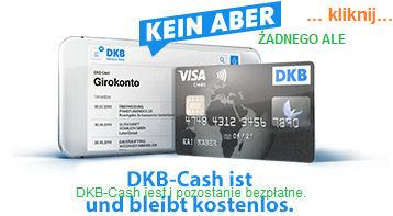 DKB Karta kredytowa bezpłatne
