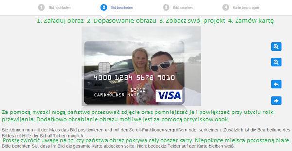 DKB motyw karty kredytowej