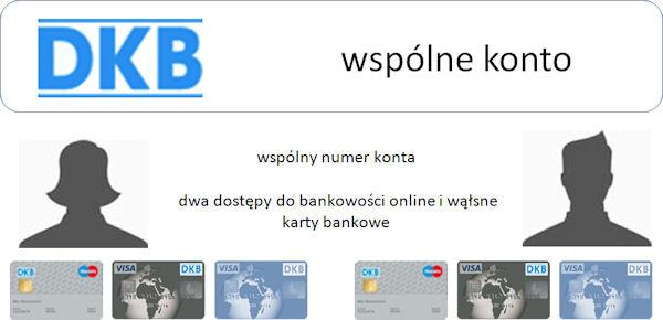 DKB wspólne konto