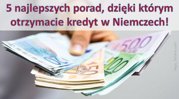 Porady kredytowe