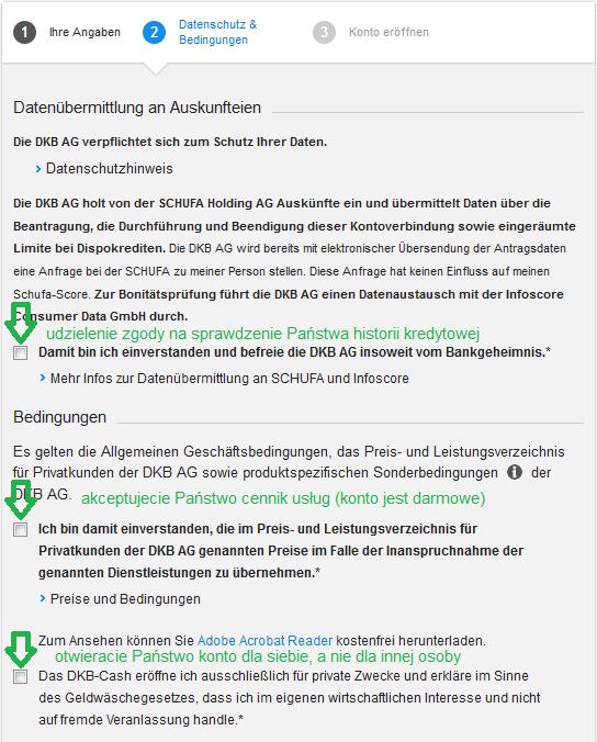 DKB konto aplikacji