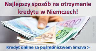 Najlepszy sposób na otrzymanie kredytu w Niemczech!