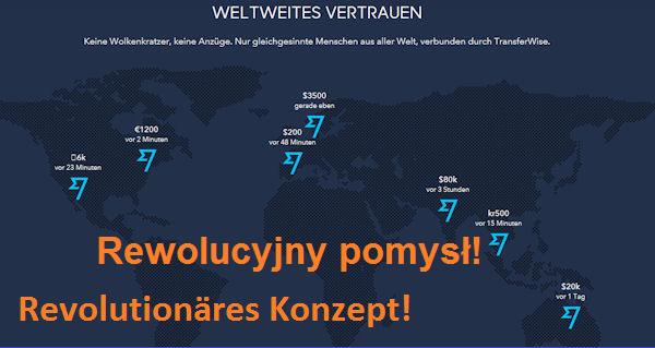 TransferWise World