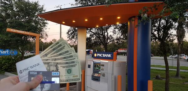PNC Geldautomat