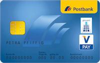 Postbank Card