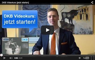 DKB Videokurs starten