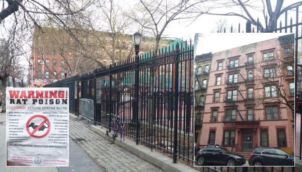 47. Straße in Manhattan