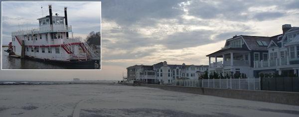 Umgebung von Atlantic City