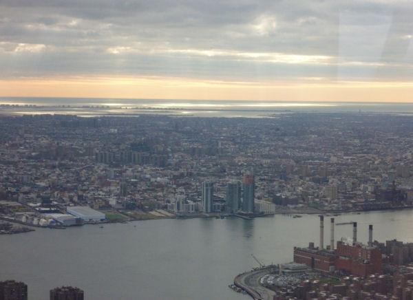 Brooklyn und der Atlantische Ozean