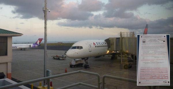 Flughafen Kauai
