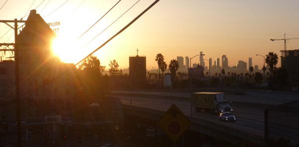 Good Morning L. A.