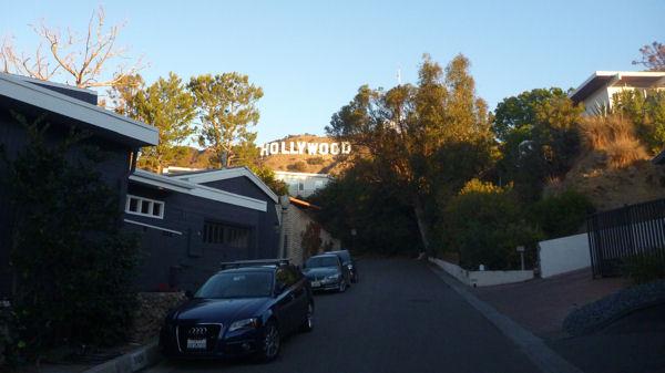 Wohnen beim Hollywood Sign