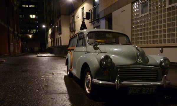 Oldtimer in London