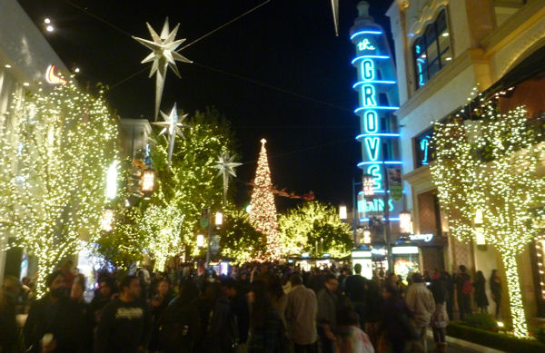 The Grove, Los Angeles