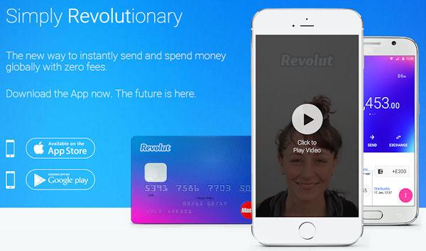 Revolut App Finden Sie Im App Store Oder Bei Google Play Installation Ist Einfach Und Mastercard Lasst Sich Aus Der App Kostenfrei Bestellen