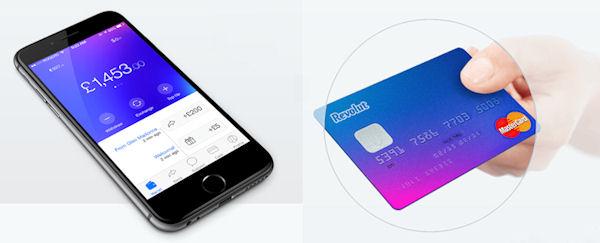 Revolut iphone und Card